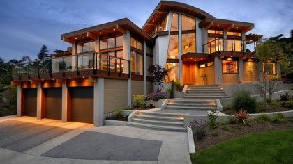 Victoria british custom home designs homes modern driveway ideas also pin by signal pros on services house design mansion rh pinterest