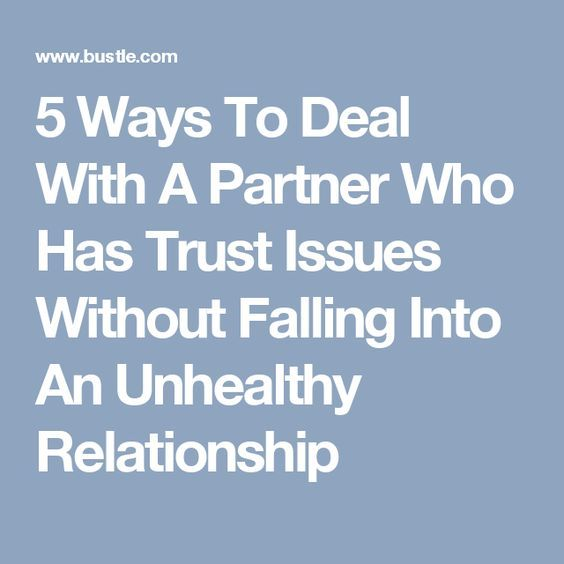 Help issues trust to someone with how How To