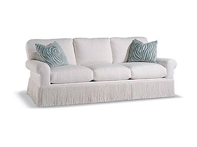 Taylor King Furniture Living Room Crafted In North Carolina Alvear Sofa  7812 03 At Hickory