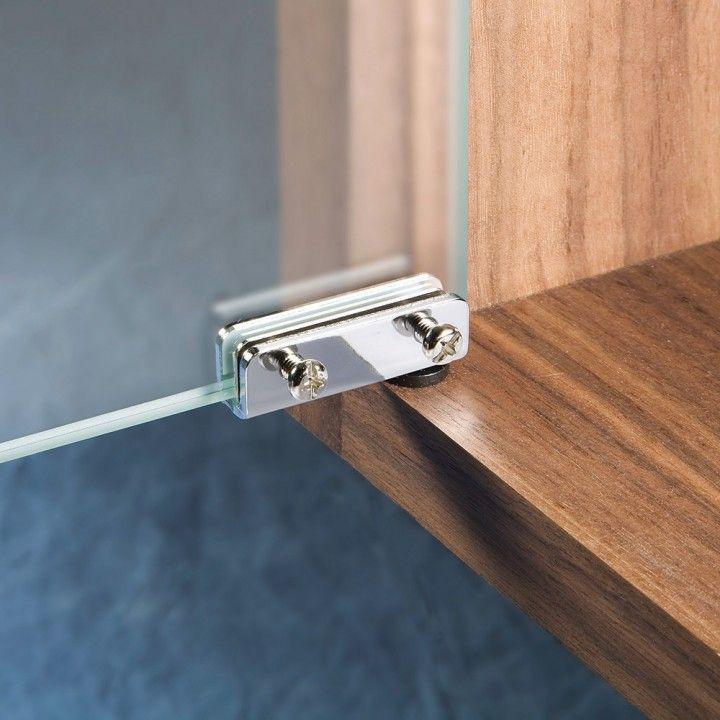 Glass Door Pivot Hinge For Free Swinging Doors Select Finish