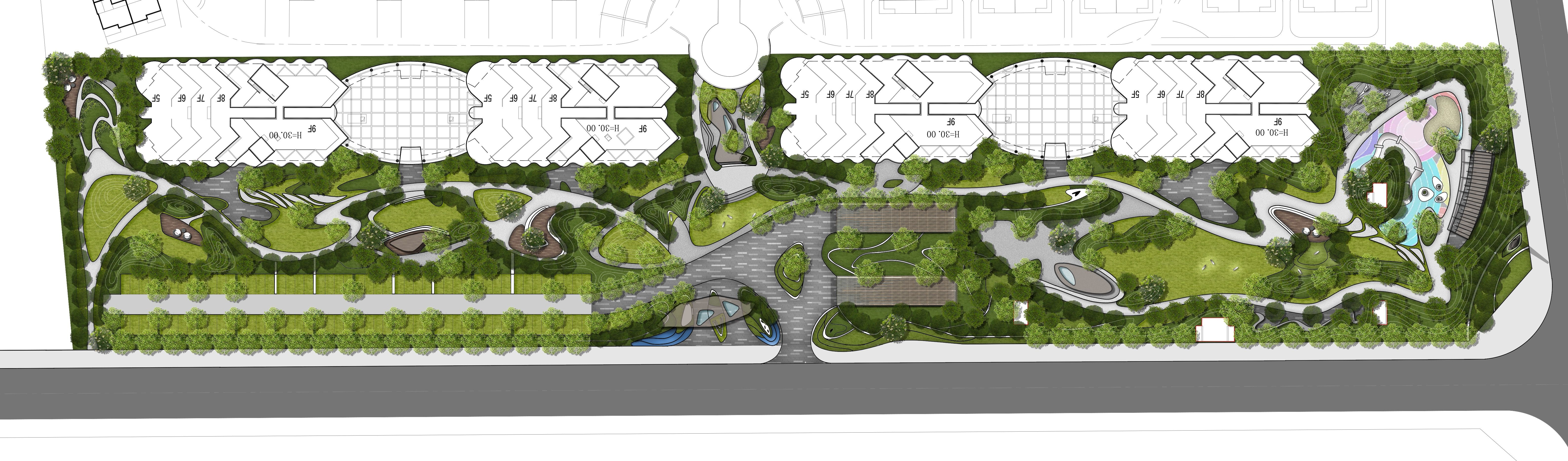 Fluidity Of Form And Functions Landscape Design Cintiq Organic Forms Design Art M Oplado Landscape Design Services Landscape Design Landscape