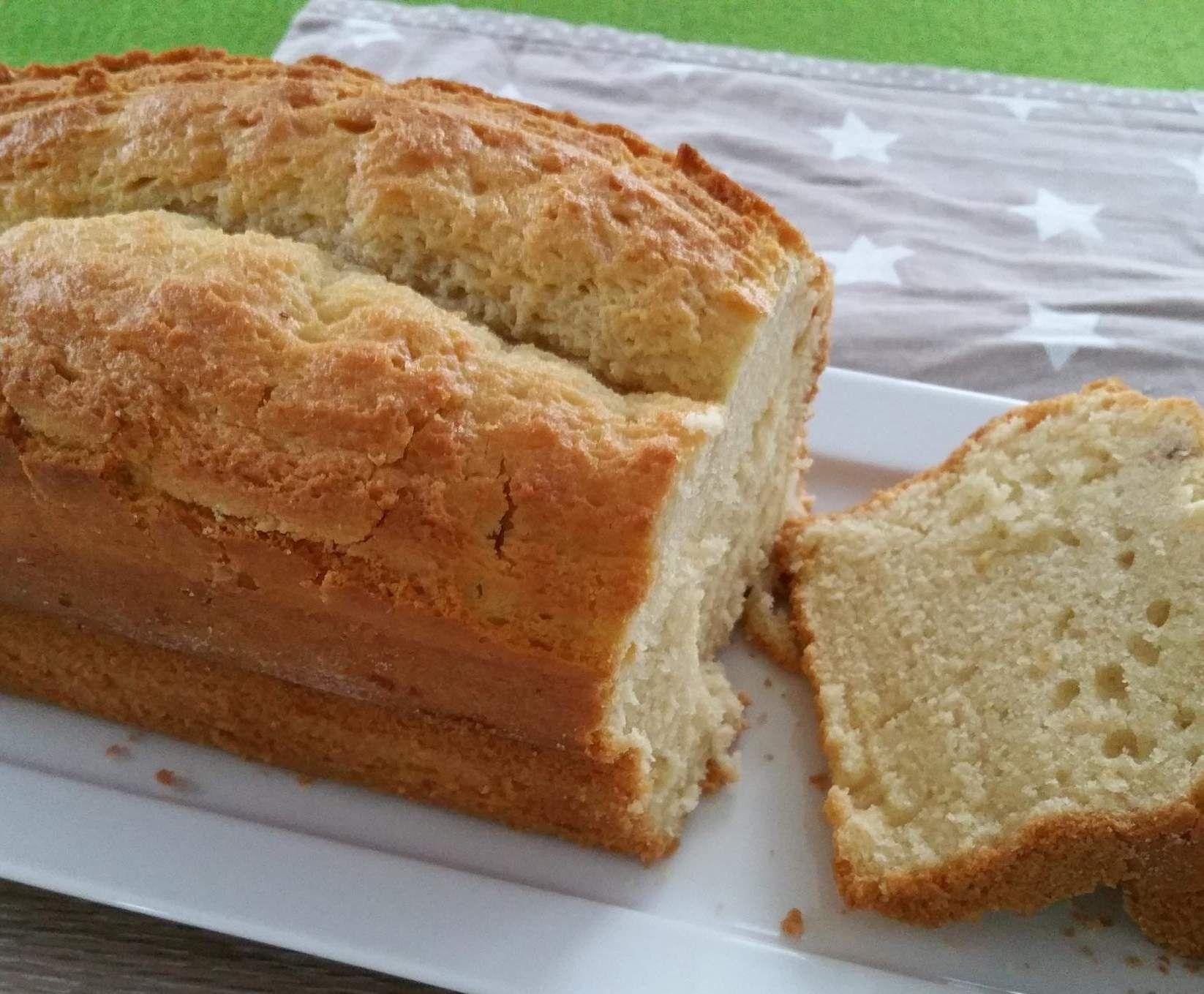 Rezept Zitronenkuchen ruckzuck u super lecker von Tivoline - Rezept der Kategorie Backen süß