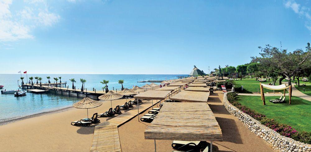 Paloma Hotels Renaissance Antalya Beach Resort Spa 2017