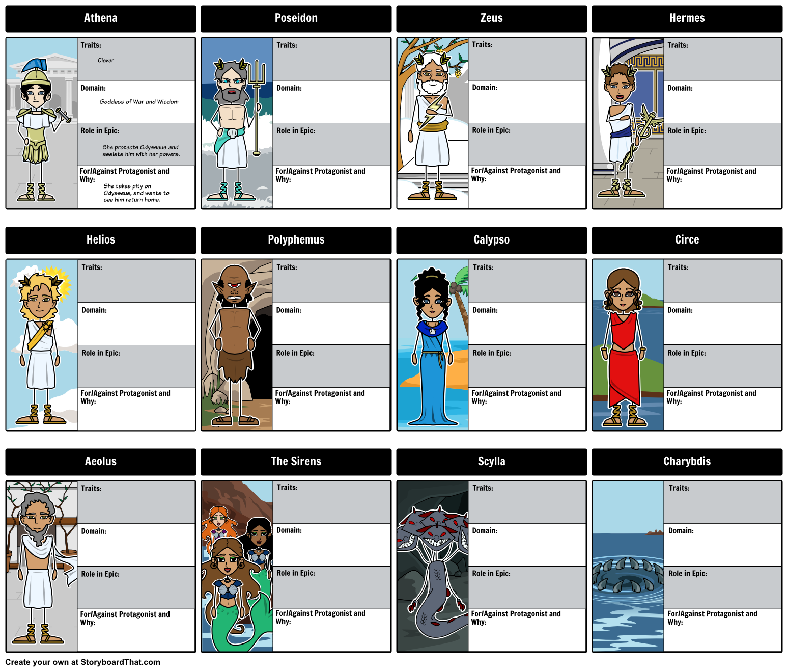 Homer odyssey character map there are so many characters in the homer odyssey character map there are so many characters in the odyssey how biocorpaavc