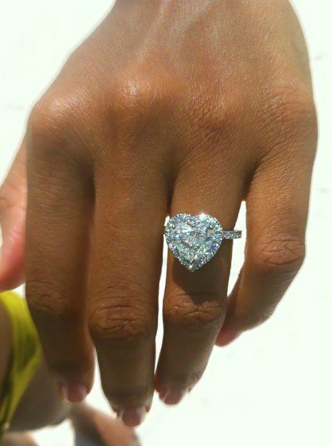 Celebrity Wedding Rings Heart Shaped Diamond Engagement Ring Heart Wedding Rings Heart Shaped Diamond