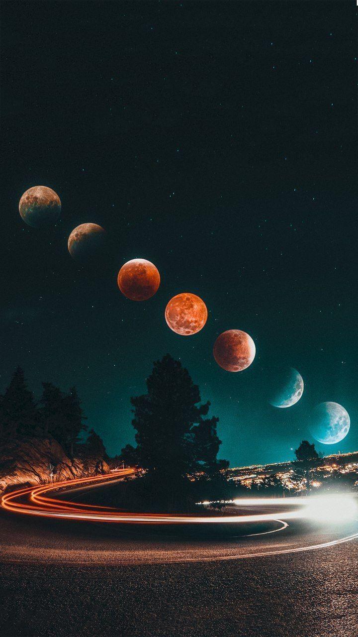 Photo of Wallpaper moon luas – #Inspirational Quotes #Wisdoms # Schöne Bilder #Sh …