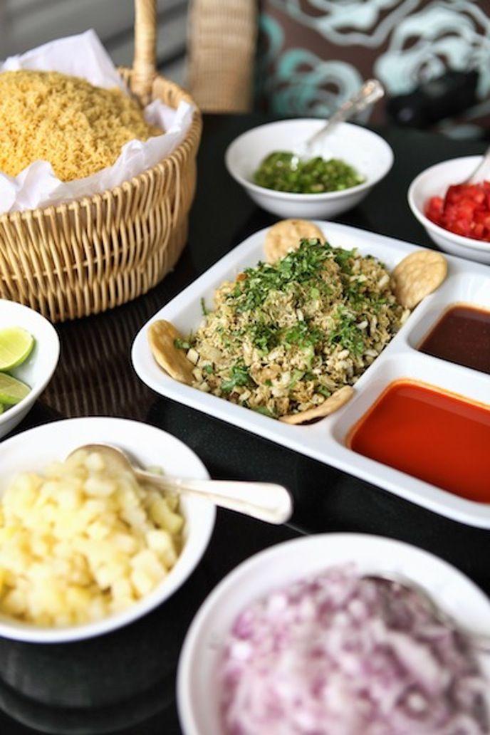indiske vegetaropskrifter