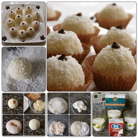 حلوى كرات الثلج موقع بيتي كل ما يتعلق بالبيت المحافظ Food Desserts Breakfast