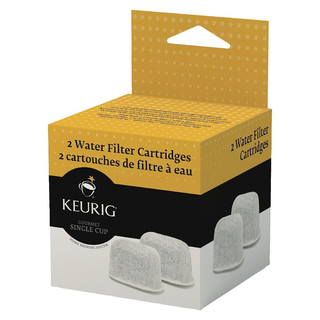 Keurig Water Filter Cartridge Refills 2pk Keurig water