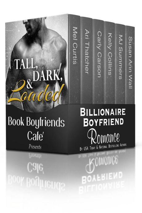 Book Blitz: Book Boyfriend Cafe presents Tall, Dark & Loaded Collection #BookBlitz @bookenthupromo #Giveaway   Diana's Book Reviews