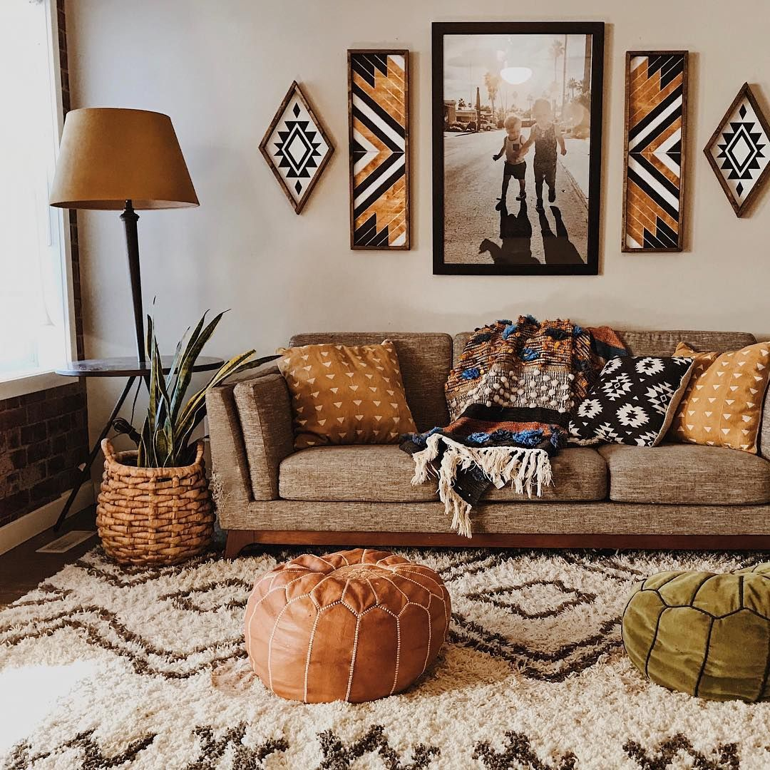 Design Inspiration Southwest Modern Arsenic Old Place In 2021 African Decor Living Room African Decor Bedroom African Inspired Decor African decor dining room