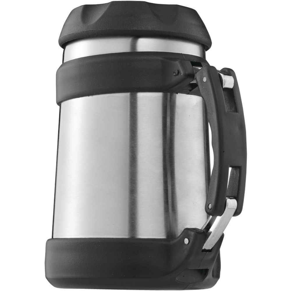 Brentwood 05 liter vacuum double wall food jar stainless