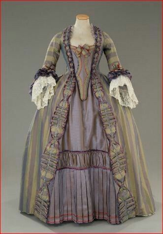 18th century italian fashion