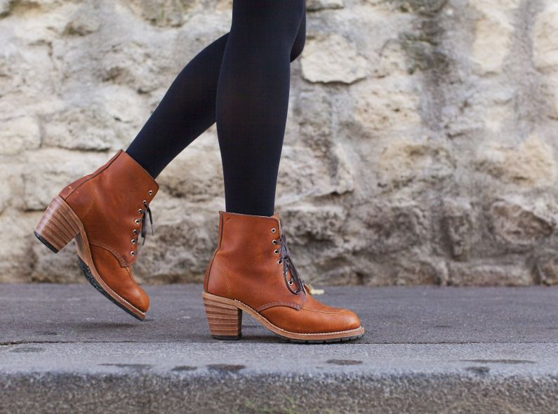 the Red Wing Heritage Women's collection | Red Wing Shoe Store Amsterdam