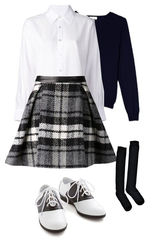 """""""Next Wednesday..."""" by da-lee-joy ❤ liked on Polyvore featuring Crippen, Drome, Pinup Couture, Boohoo and CutCakeNotWrists"""