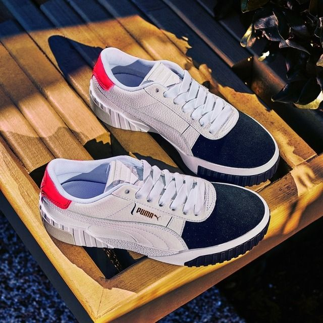 Puma Cali Remix en 2020 | Zapatos nike blancos, Zapatos ...