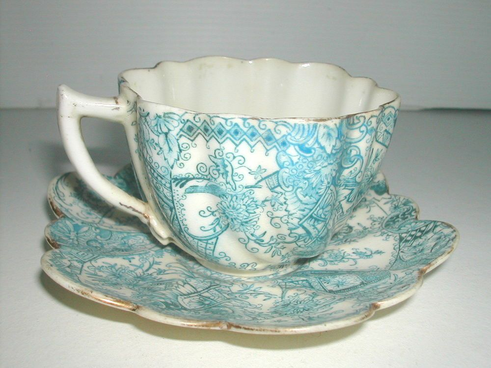 ancienne tasse a cafe porcelaine anglaise chapman tea time and teacup. Black Bedroom Furniture Sets. Home Design Ideas