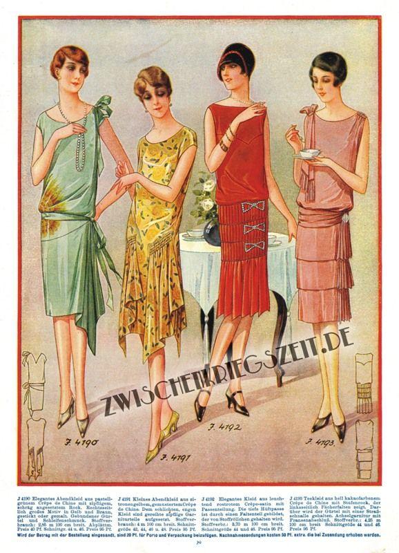 1928 abendmode februar goldene zwanziger pinterest. Black Bedroom Furniture Sets. Home Design Ideas