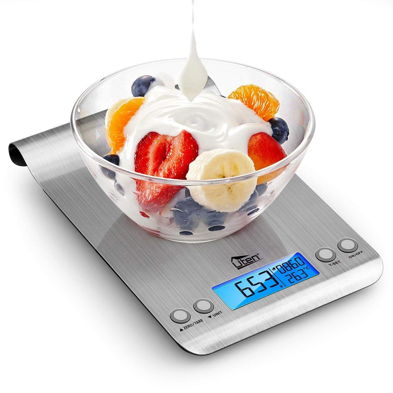Uten Balance De Cuisine Electronique 5kg Balance Numerique
