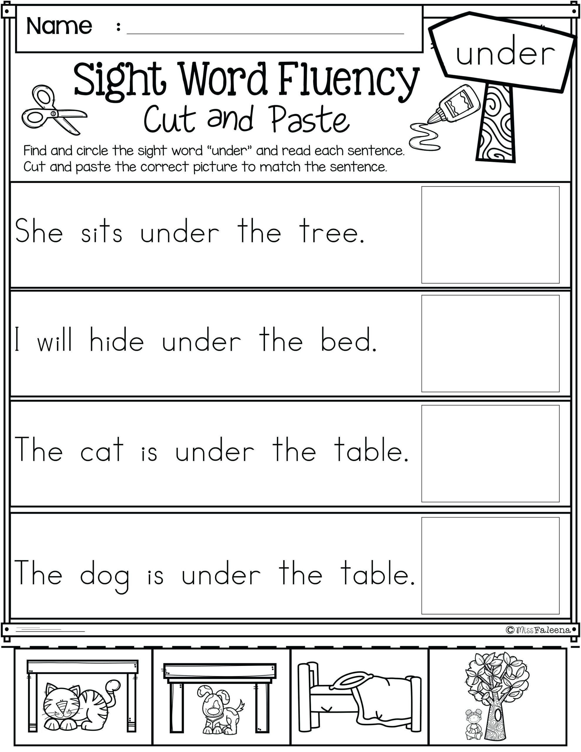 Pin On Printable Worksheet For Kindergarten [ 2560 x 1978 Pixel ]