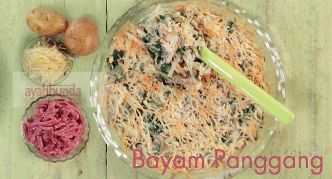 Bayam Panggang Roasted Spinach Klik Link Di Atas Untuk Mengetahui Resep Bayam Panggang Resep Makanan Bayi Resep Makanan Bayi