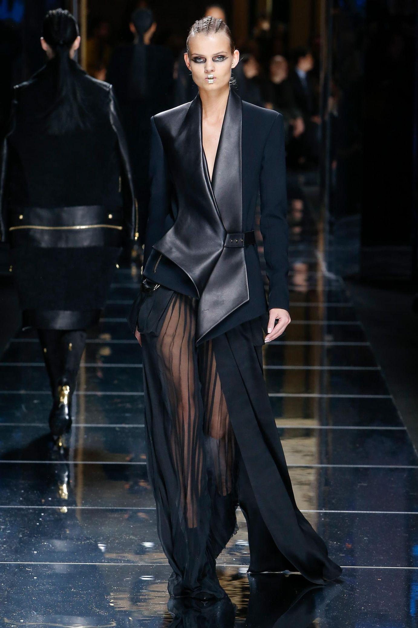 Défilés BALMAIN en 2019 Style couture, Idées de mode