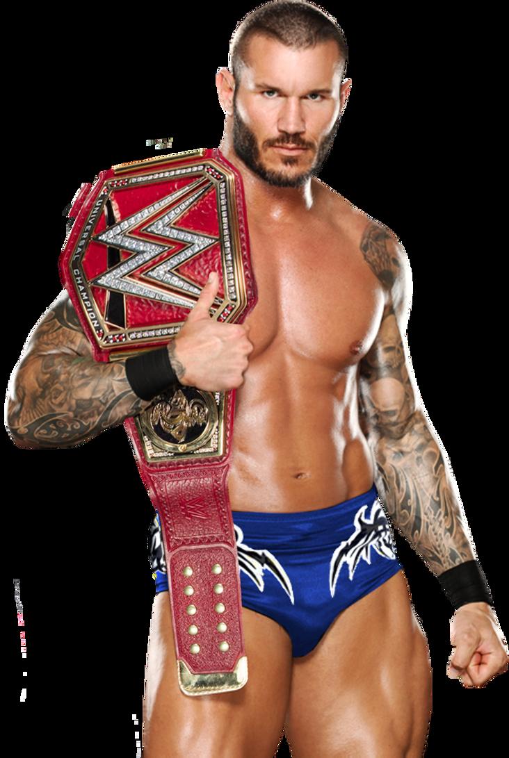 Randy Orton Universal Champion Custom Png By Ambriegnsasylum16 Randy Orton Wwe Randy Orton Orton