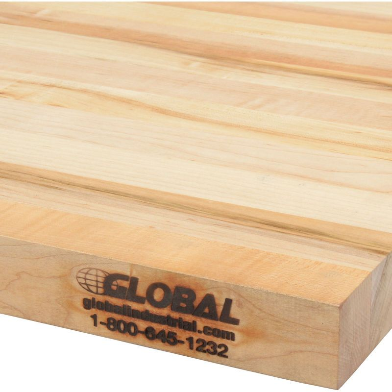 Bench Tops Accessories Bench Tops 60 W X 24 D X 1 3 4 Thick