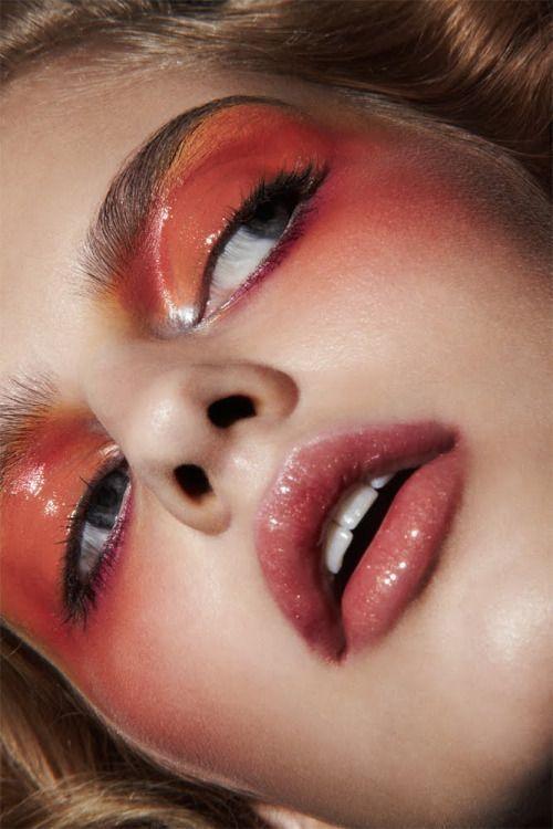 Photo of Make-up is an art: Anna Zelthonosova – Next Model ManagementGlamour Germany …