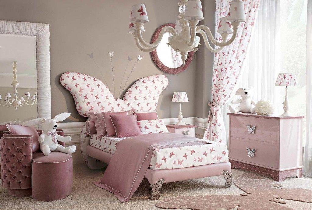 Camerette Dolfi ~ Cameretta dolfi composizione classica butterfly bedroom