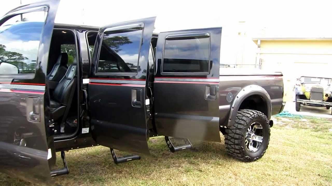 Harley davidson custom ford f 350 super truck http buzzspeed
