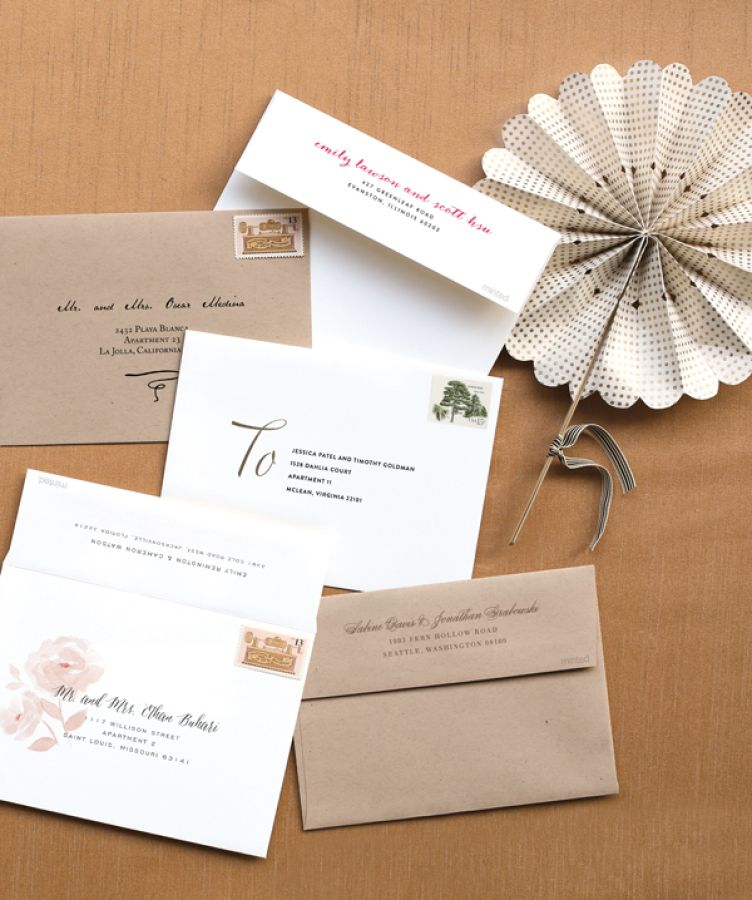 Wedding Invitation Giveaway: Wedding Invitation Time Savers From Minted + A Giveaway