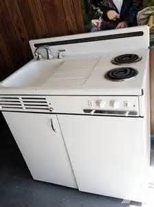 Delightful Retro Vintage Dwyer Compact Kitchen Stove Sink Fridge All In One For .