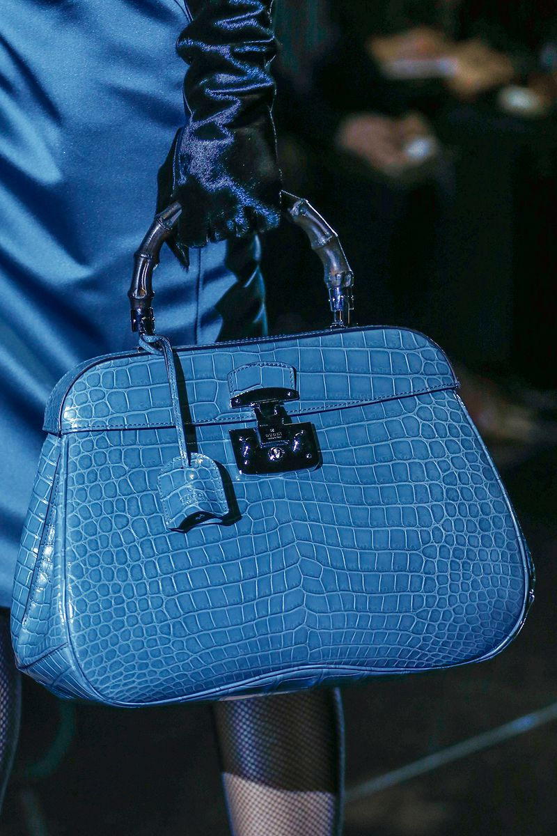 Love the handle... Gucci Fall 2013