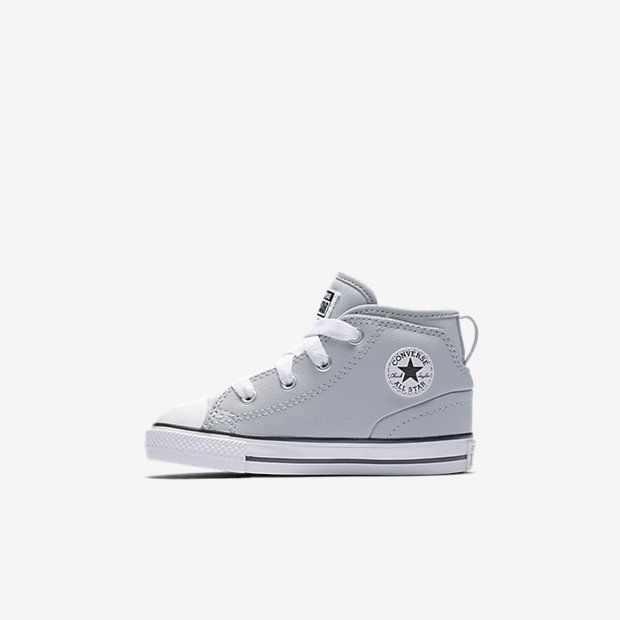 0257f3163438f2 Converse Chuck Taylor All Star Syde Street Leather Infant Toddler Shoes
