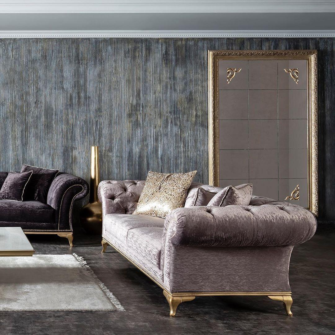 Www Ryohome Com Furniture Mobilya Luxuryfurniture Classic Homedecor Istanbul Style Homedesign Design L Luxury Fabric Sofas Furniture Next Living Room