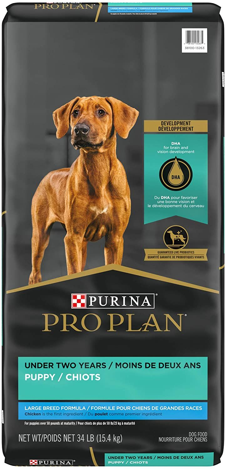 Purina Pro Plan Dry Puppy Food in 2020 Purina, Large