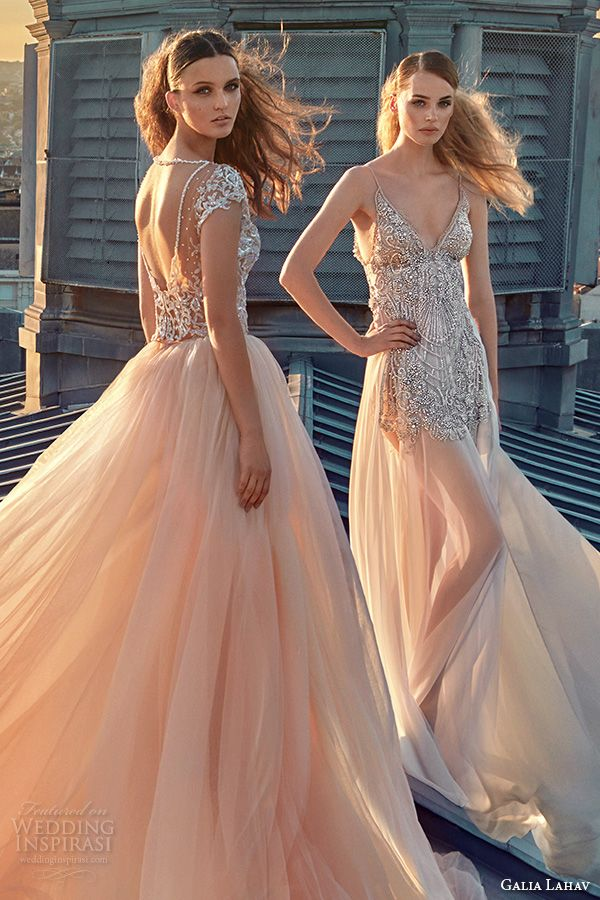 d6479a3be8fb Gala by Galia Lahav Fall 2016 Wedding Dresses — Ready-To-Wear Bridal  Collection No. 1
