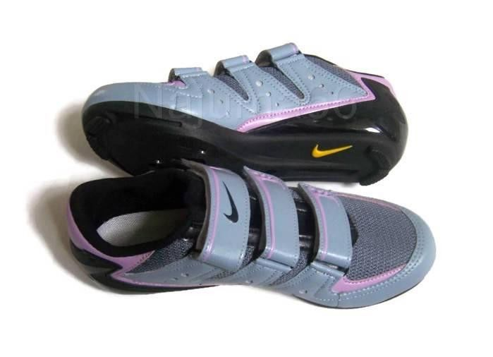 Nike Womens Ventoux II Cycling Spin Class Road Shoes - Sz: 8 [39]