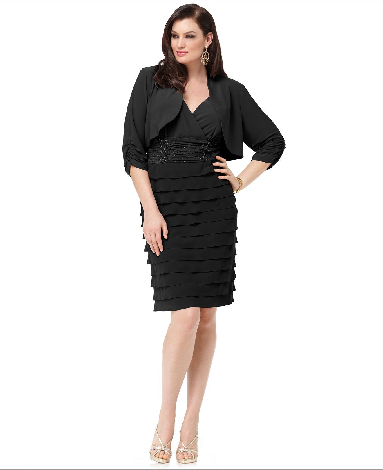 $88 http://www1.macys.com/shop/product/sl-fashions-plus-size-dress ...