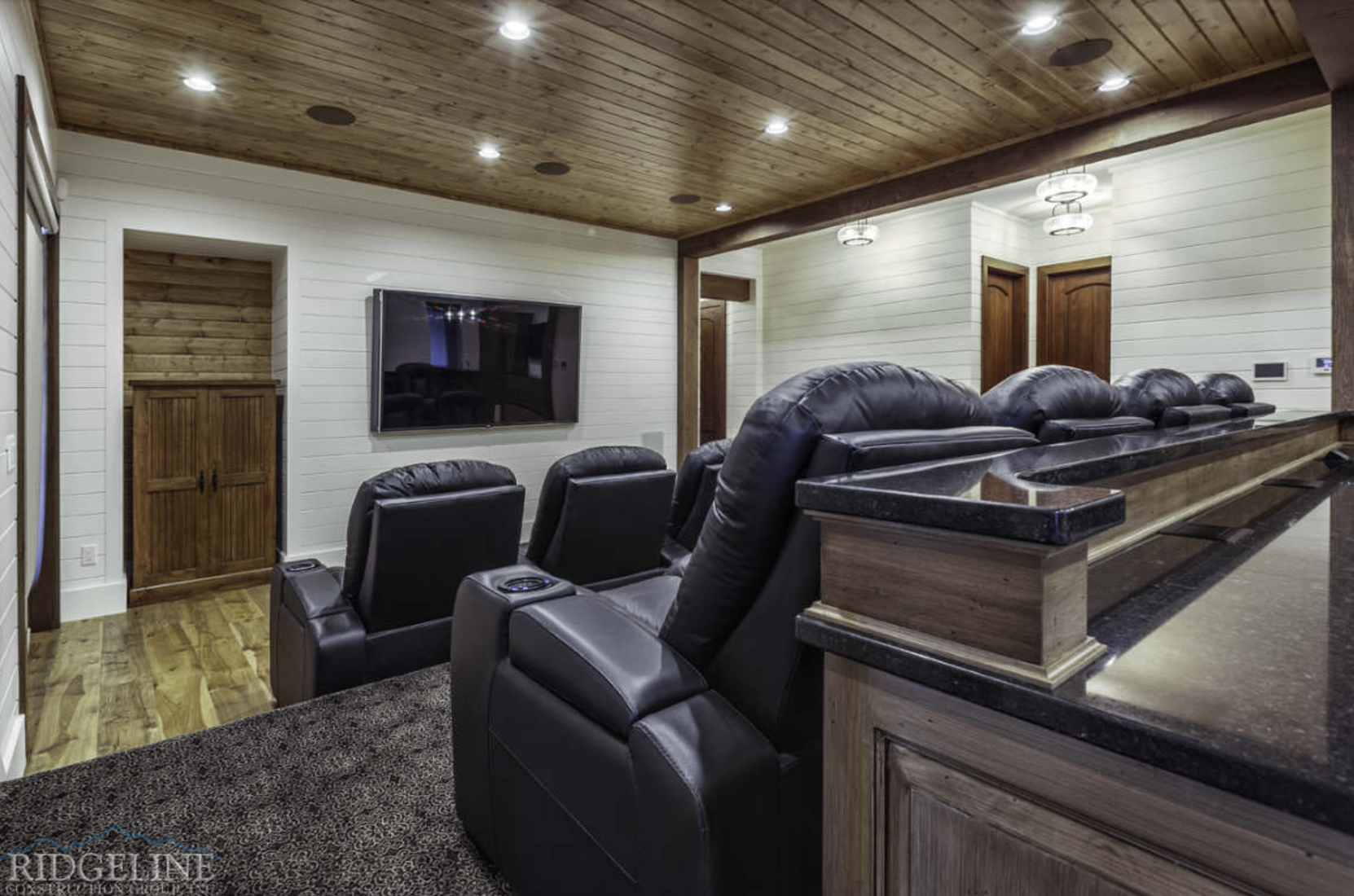 Dream Home must have HomeTheater Greenville South Carolina Real