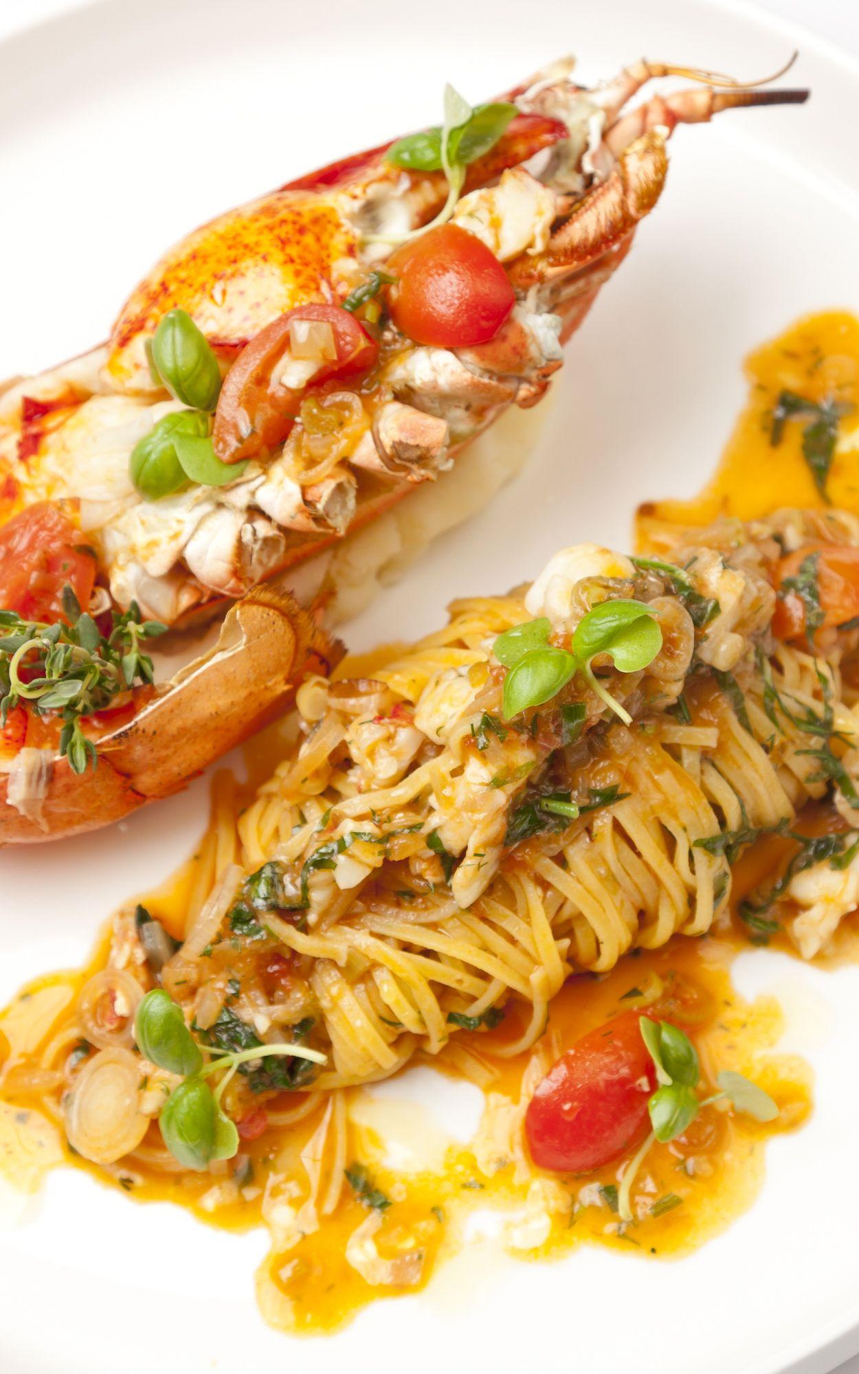Lobster tagliatelle   Recipe   Food recipes, Pasta dishes ...