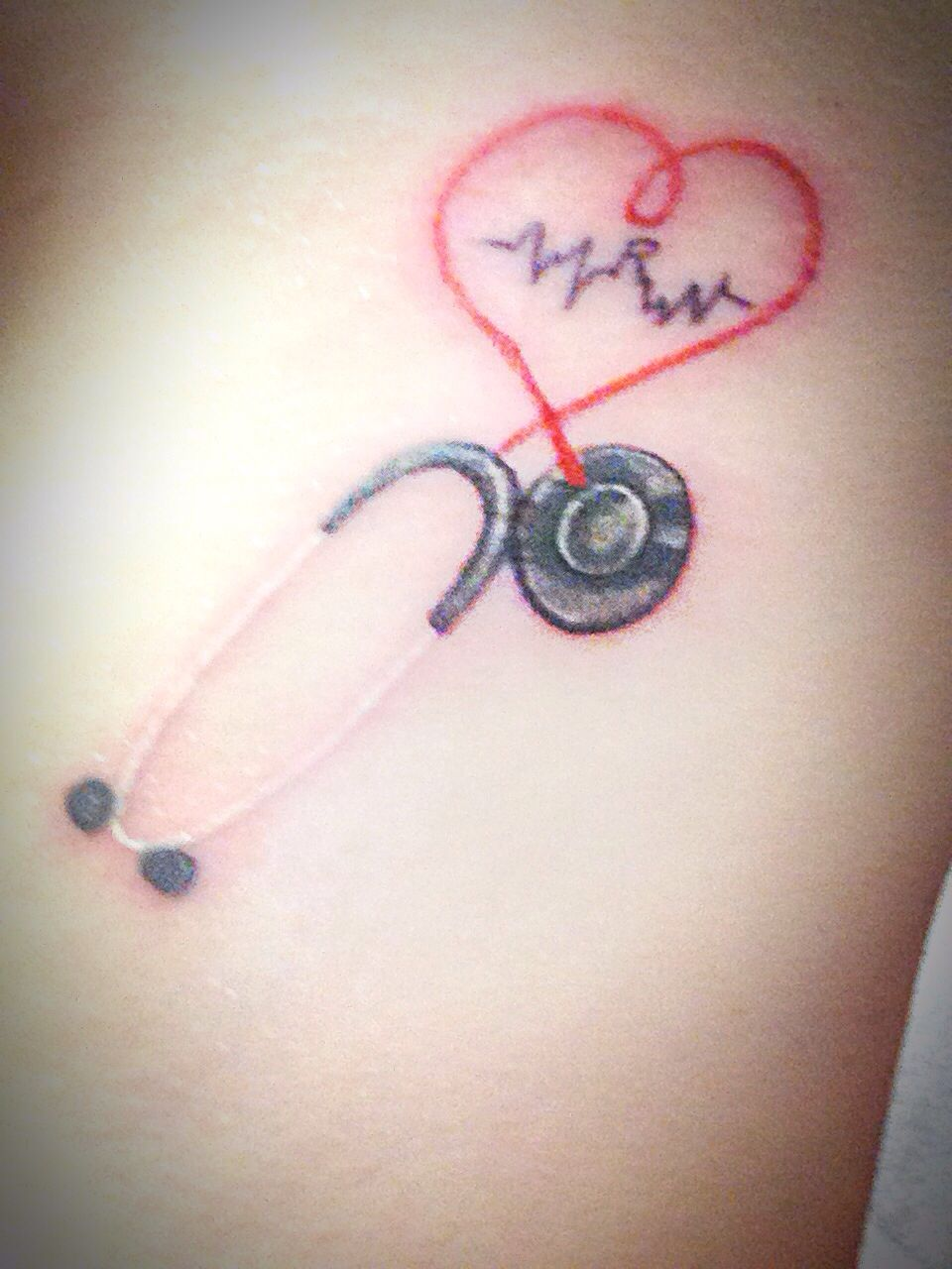 Tattoos tattoo ideas on pinterest rn - Tattoo Designs I M Not A Nurse But If I Was I Would Have This