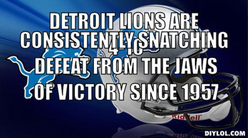 23f9033aa737638430d273a8f555aebb vikings suck! hahahahahah best thing this year my detroit lions,Lions Meme