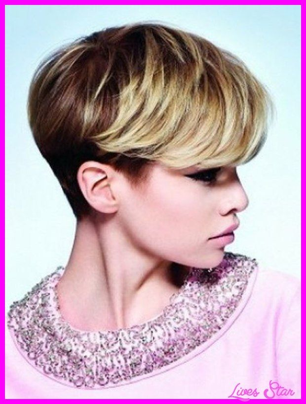 Cool Wedge Haircut Back View Photos Lives Star In 2018 Pinterest