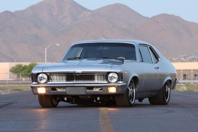 Video Has Fesler Built The Ultimate Pro Touring 72 Nova Chevy