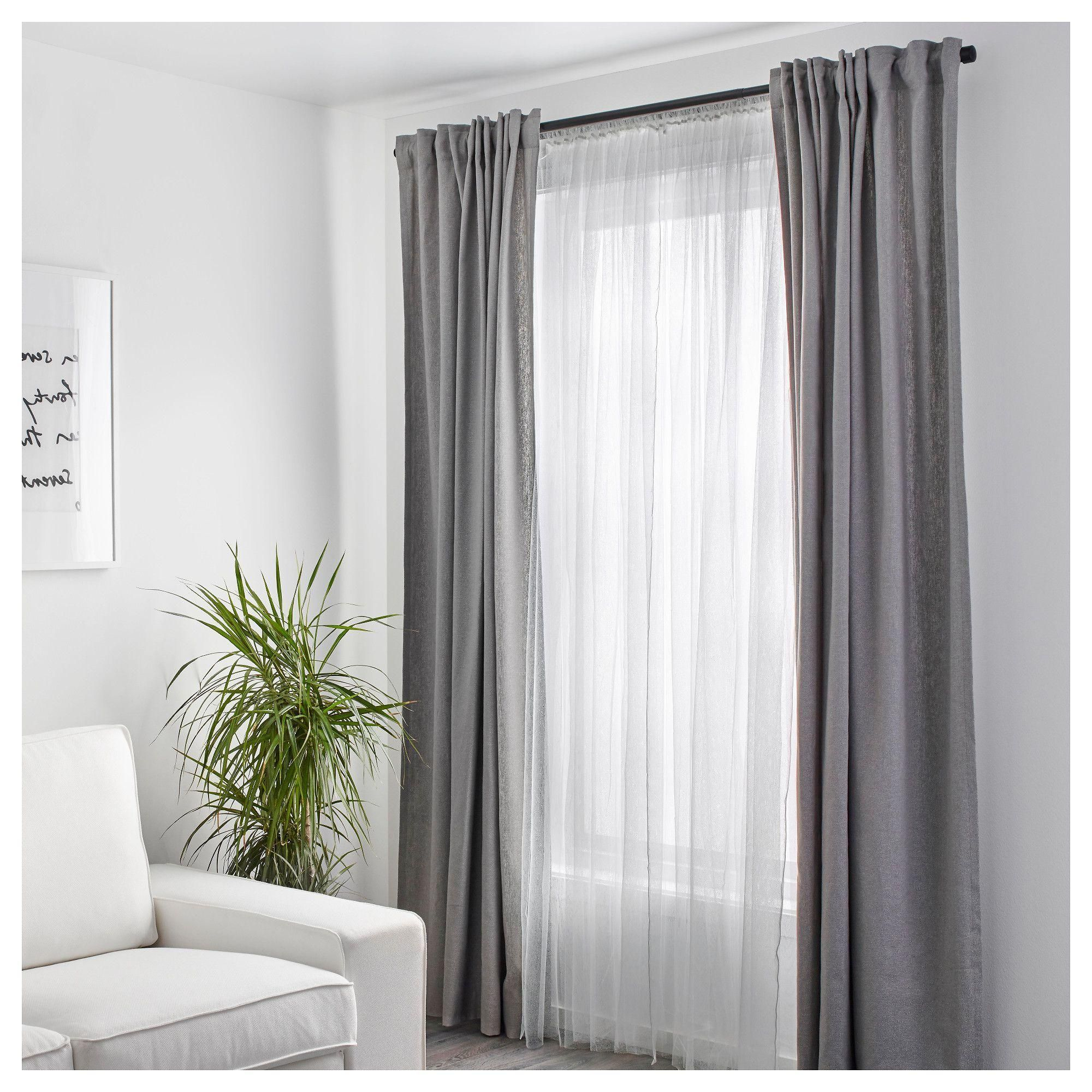 Lill Gardinen Paar Weiss Ikea Zahra Style In 2020 Gardinen Wohnzimmer Modern Wohnung Wohnzimmer Wohnung Gestalten