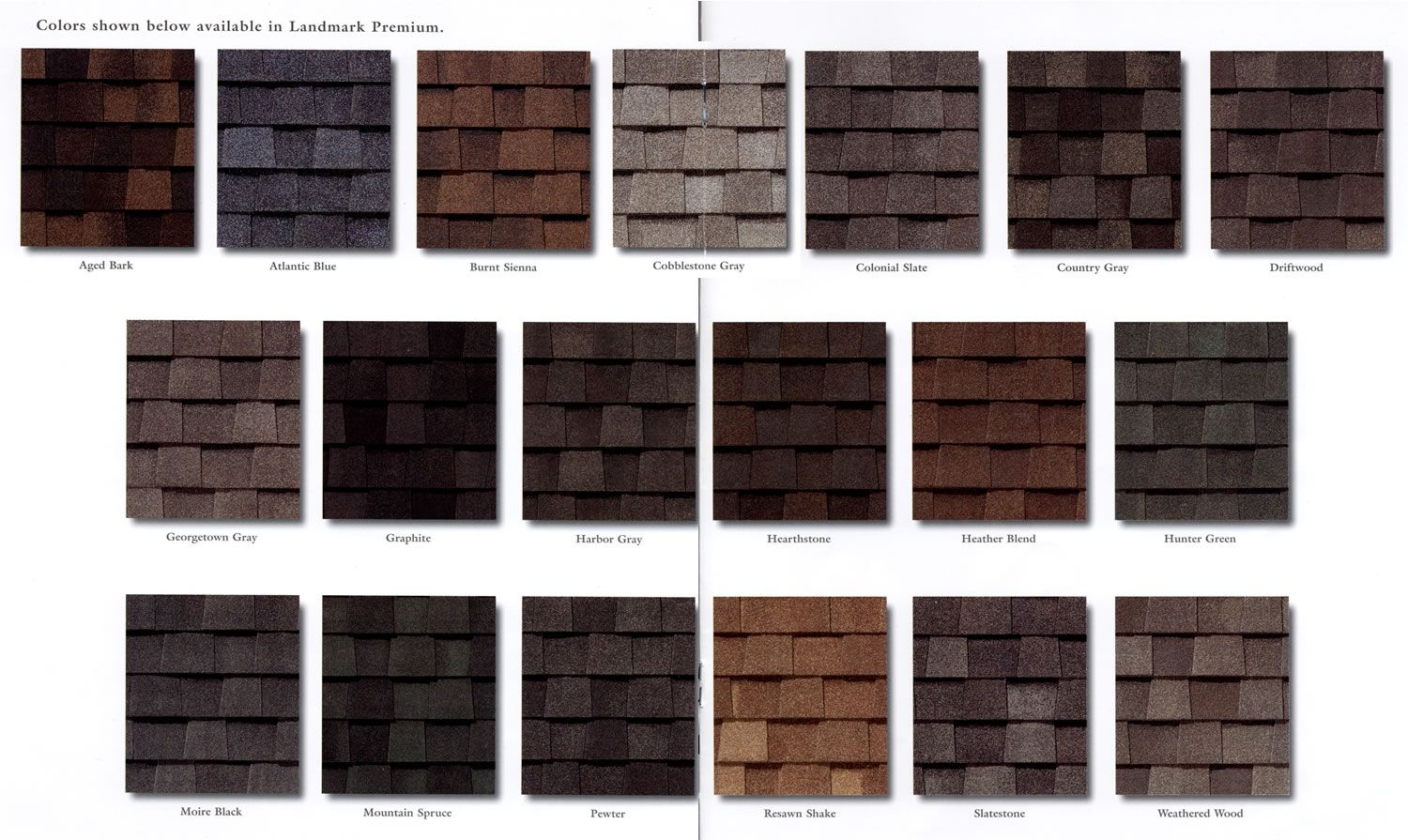 picking the right color of roofing shingles for your home