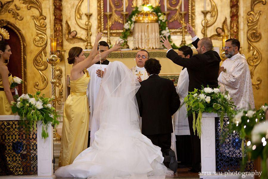 Mexican Weddings The Ceremony Catholic Reception