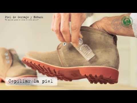 Como Limpiar Tus Botas Panama Jack Piel De Serraje Y Nobuck Como Limpiar Zapatos Limpiar Zapatos De Ante Limpiar Zapatos De Piel